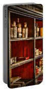Pharmacy - The Back Room Portable Battery Charger