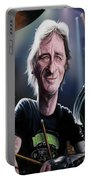 Phil Rudd Portable Battery Charger