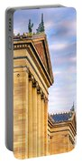 Philadelphia Museum Of Art Facade Portable Battery Charger
