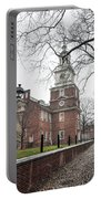 Philadelphia's Independence Hall Portable Battery Charger