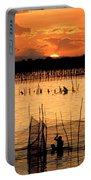 Philippines Manila Fishing Portable Battery Charger by Anonymous