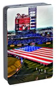 Phillies American Portable Battery Charger