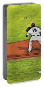 Phillies First Baseman Portable Battery Charger