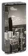 Philly In The Clouds Portable Battery Charger