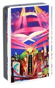 Phish New York For New Years Triptych Portable Battery Charger