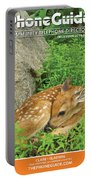 Phone Book Cover Portable Battery Charger