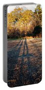 Photographer Shadow Portable Battery Charger