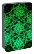 Photon Interference Fractal Portable Battery Charger