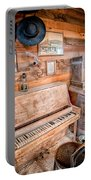 Piano Man Portable Battery Charger by Cat Connor