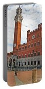 Piazza Del Campo Portable Battery Charger