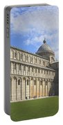 Piazza Del Duomo Pisa Italy  Portable Battery Charger