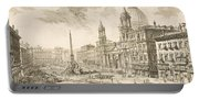 Piazza Navona Portable Battery Charger