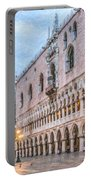 Piazza San Marco Venice Portable Battery Charger