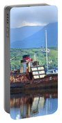 Pibroch Glascow Rusty Ruin Portable Battery Charger