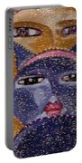Picasso Cats Portable Battery Charger