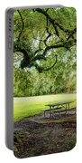 Picnic At The Park Portable Battery Charger