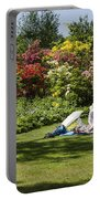Summer Picnic Portable Battery Charger
