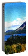 Picture Perfect In Painterly Style Portable Battery Charger