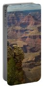 Picturesque View Of The Grand Canyon Portable Battery Charger