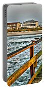 Pier Fishing 2 Portable Battery Charger