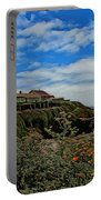 Pigeon Point Lighthouse Painted Portable Battery Charger