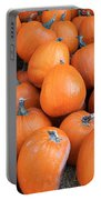 Piles Of Pumpkins Portable Battery Charger