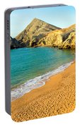 Pilon De Azucar Beach Portable Battery Charger