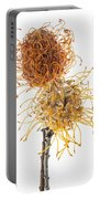 Pincushion Protea Portable Battery Charger