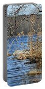 Pine Acres Lake Blues  Portable Battery Charger