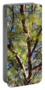 Pine Tree Glow 2014 Portable Battery Charger