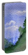 Pine Tree Hill  Portable Battery Charger