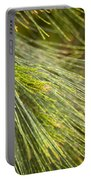 Pine Tree Needles Portable Battery Charger