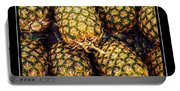 Pineapple Color Portable Battery Charger