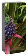 Pineapple Royal Portable Battery Charger