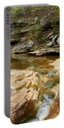 Piney Creek In Southern Illinois Portable Battery Charger