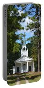 Piney Grove Church Portable Battery Charger
