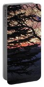 Piney Sunset Portable Battery Charger