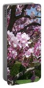 Pink Crabapple Portable Battery Charger
