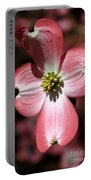 The Cross Of Christ Pink Dogwood At Easter 7 Portable Battery Charger