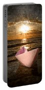 Pink Dreams Portable Battery Charger