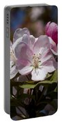Pink Flowering Crabapple - Malus Portable Battery Charger