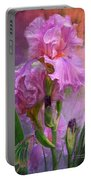 Pink Goddess Portable Battery Charger