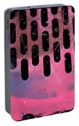 Pink Perfed Portable Battery Charger