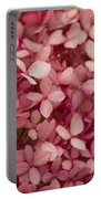 Pink Petal Portable Battery Charger