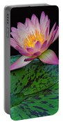 Pink Tipped Beauty Portable Battery Charger