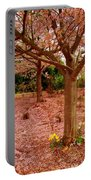 Pink Tones Portable Battery Charger