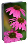 Pink Trifecta Portable Battery Charger