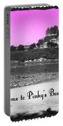 Pinky's Beachside Resort Portable Battery Charger