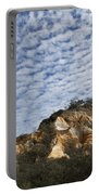 Pinnacles Of Fraser Island Portable Battery Charger by Linda Lees