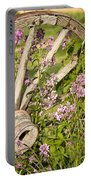 Pioneer Blossoms - Casper Wyoming Portable Battery Charger